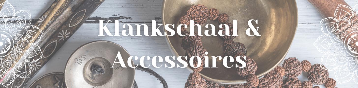 Klankschaal & Accessoires