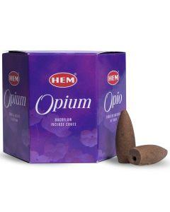 Hem Backflow Kegelwierook Opium
