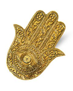 Hand of Fatima Gouden Wierookhouder