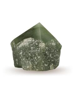 Green Aventurine Rough Points Stone 5 - 7 cm