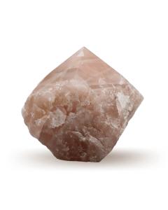 Rose Quartz Rough Points Stone 5 - 7 cm