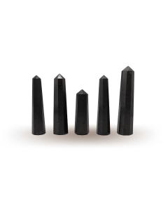 Tourmaline Pencil 6-10cm Set of 5 pieces