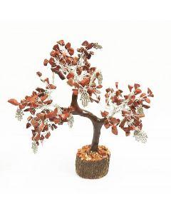 Edelsteenboom Rode Jaspis Fatima Hand 160 Edelstenen - Supreme Nurturer