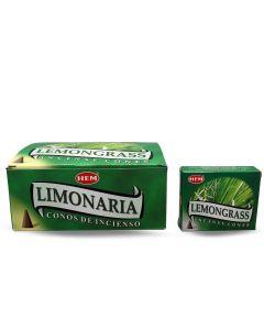 Hem Lemongrass Cones