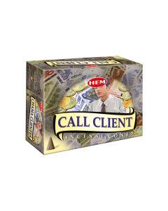 Hem Call Clients Cones