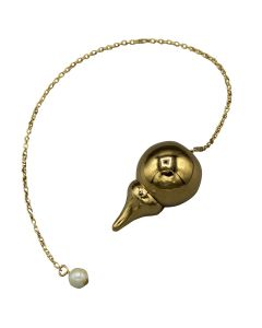Brass Luzi with Chamber Pendulum