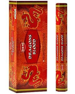 Hem Dragons Blood Hexa Incense