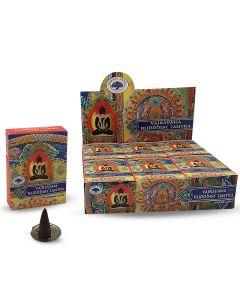 Wierook kegels Vajrayana Buddhist Tantra