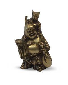 Happy Budha traveling