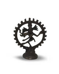 Shiva Nataraj 10cm Bronze