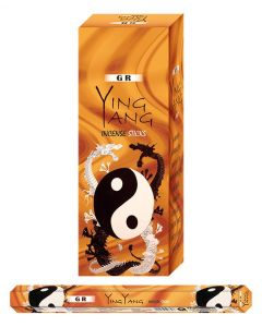 GR Yin Yang Hexa Incense Stick