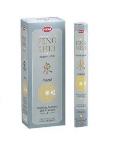 Hem Feng Shui Metal Hexa