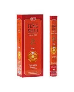 Hem Feng Shui Fire Hexa