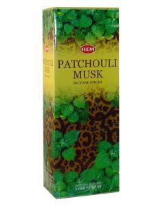 Hem Patchouli Musk Hexa