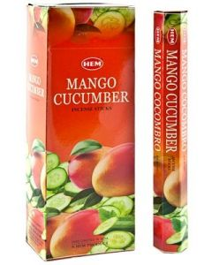 Hem Mango Cucumber Hexa