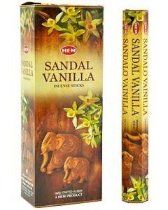 Hem Sandal Vanilla Hexa