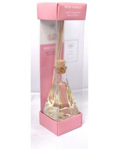 Huisparfum Rose Vanilla 150ml
