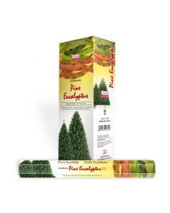 Darshan Pine & Eucalyptus Hexa
