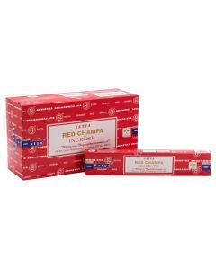 Satya Red Champa Wierook 15 gr.