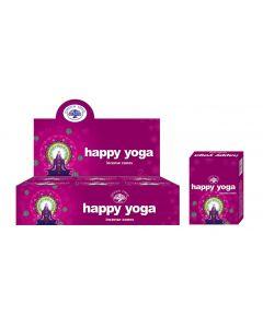 Wierook kegels Happy Yoga