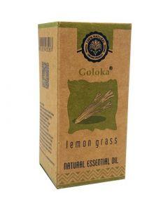 Goloka Lemon Grass Essential Oil 10 ml