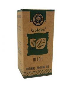 Goloka Peppermint Essential Oil 10 ml