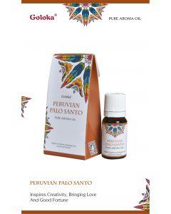 Goloka fragrance oil Peruvian Palo Santo 10ml