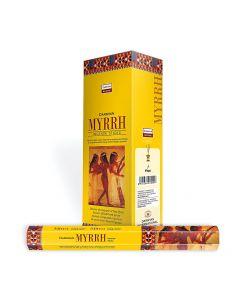 Darshan Myrrh Hexa