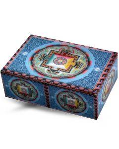 Mandala Box (15x10 cm)