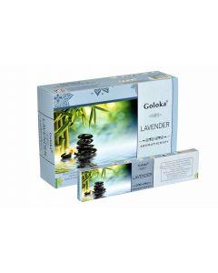 Goloka Wierook Aromatherapy Lavender 15 gr.