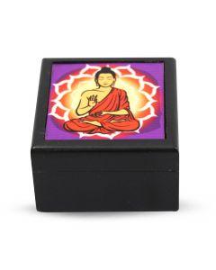 Small Buddha storage box (5.5 CM)
