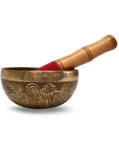 Brass Bowl HandMade 11 cm