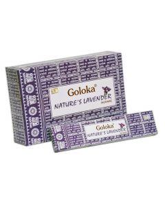 Goloka Wierook Nature's Lavender 15 gr.