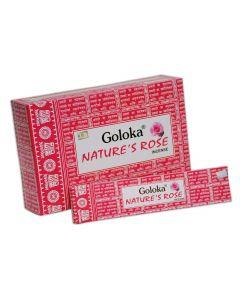 Goloka Wierook Nature's Rose 15 gr.