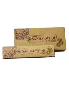 Goloka Sandalwood 15 gr. (6 per doos)