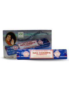 Satya Nag Champa Wierook 15 gr.