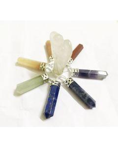 Kristallen Chakra Energie Generator met Kristallen Engel