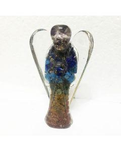 Orgone angel figurines-7 layers 12cm