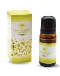 Green Tree Geurolie Delightful Jasmine 10ml