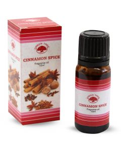 Green Tree Geurolie Cinnamon Spice 10ml