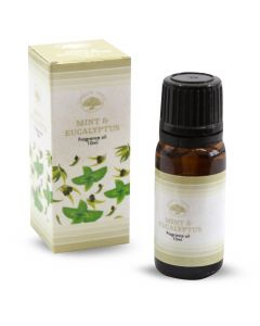 Green Tree Geurolie Mint & Eucalyptus 10ml