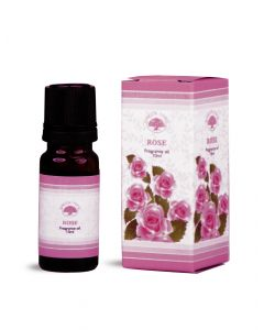 Green Tree Geurolie Rose 10ml
