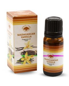 Green Tree Geurolie Madagscan Vanilla 10 ml