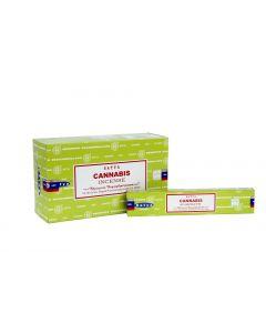 Satya Cannabis Wierook 15 gr.