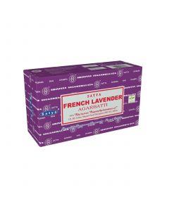 Satya French Lavender Wierook 15 gr.