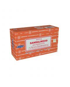 Satya Sacred Sandalwood Wierook 15 gr.