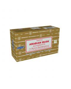 Satya Arabian Musk Wierook 15 gr.