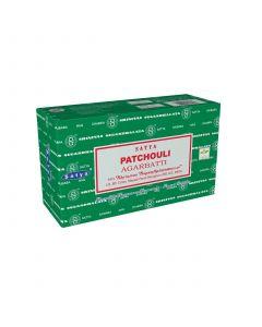Satya Pure Patchouli Incense 15 grams