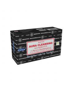 Satya Aura Cleansing Wierook 15 gr.