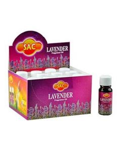 SAC Fragrance Oil Lavender 10ml